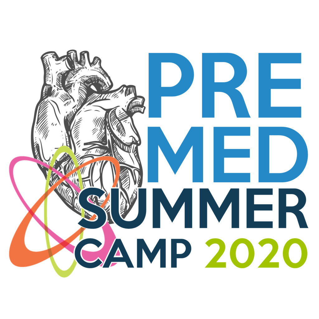 Pre-Med Science Summer Camp graphic