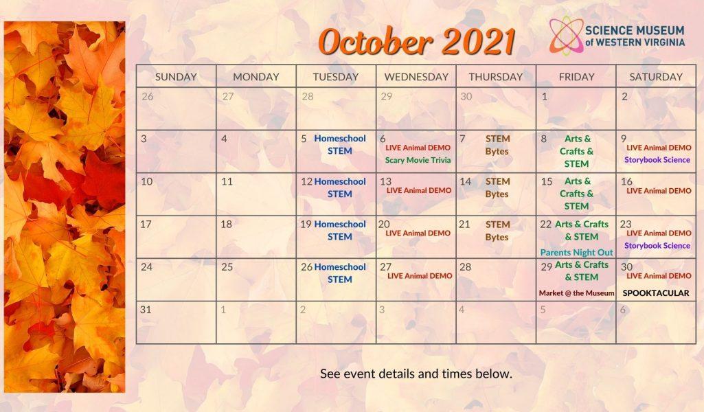 _October 2021 Calendar (2)